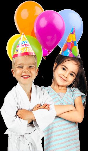 Martial Arts 3C Martial Arts - Birthday Parties