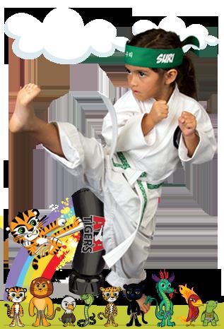 ATA Martial Arts 3C Martial Arts - ATA Tigers